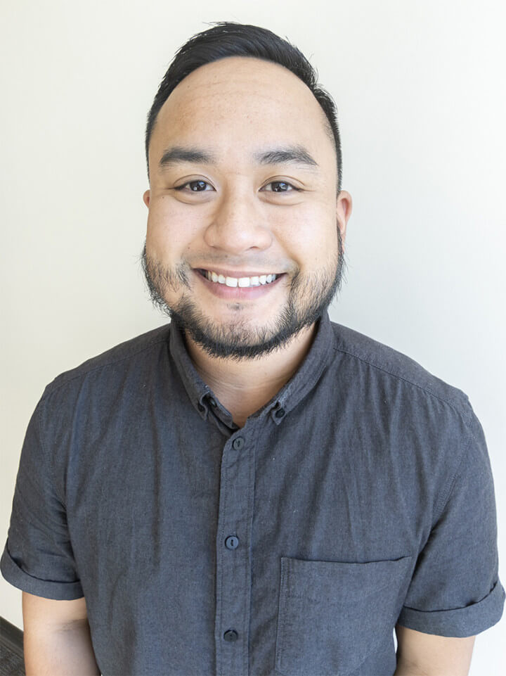 Josh Ramos, occupational therapist at Fremont Hand Therapy